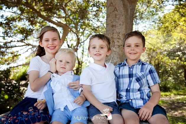 my family photo mini sessions