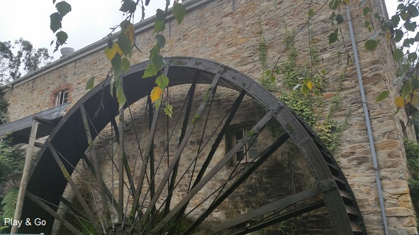 bridgewater mill wheel