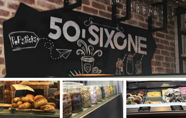 50SIXONE Dessert Bar