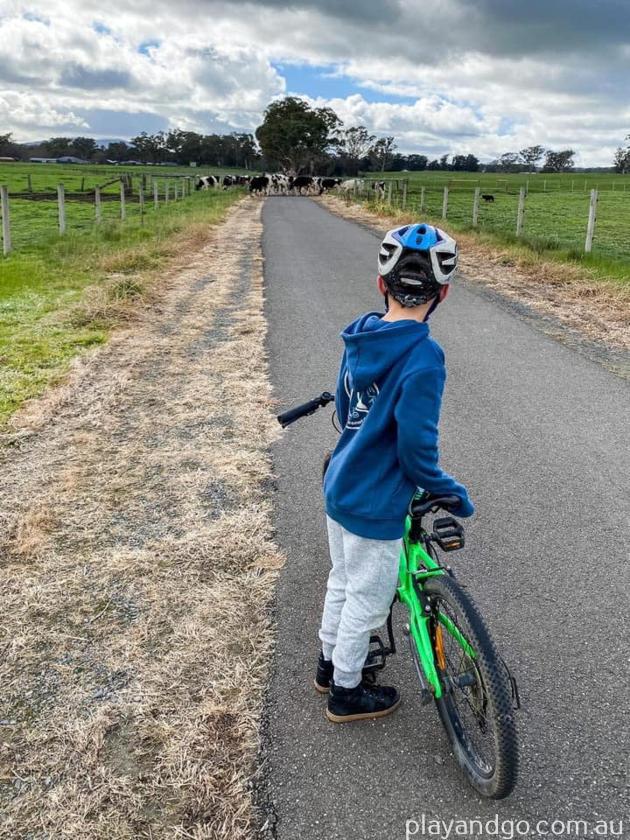 Amy Gillet bikeway