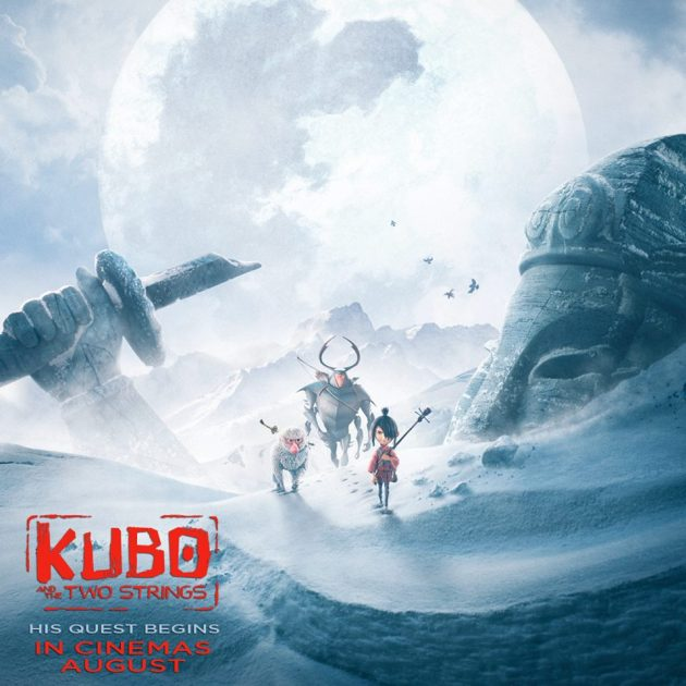 Win tickets to Kubo and the Two Strings