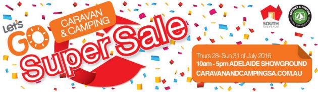 Lets Go Caravan and Camping Super Sale