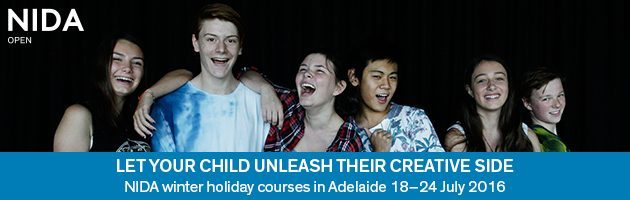 NIDA Winter Holiday Acting Courses
