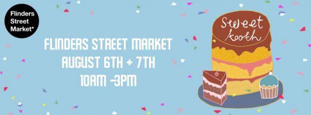 Sweet Tooth Flinders Street Market