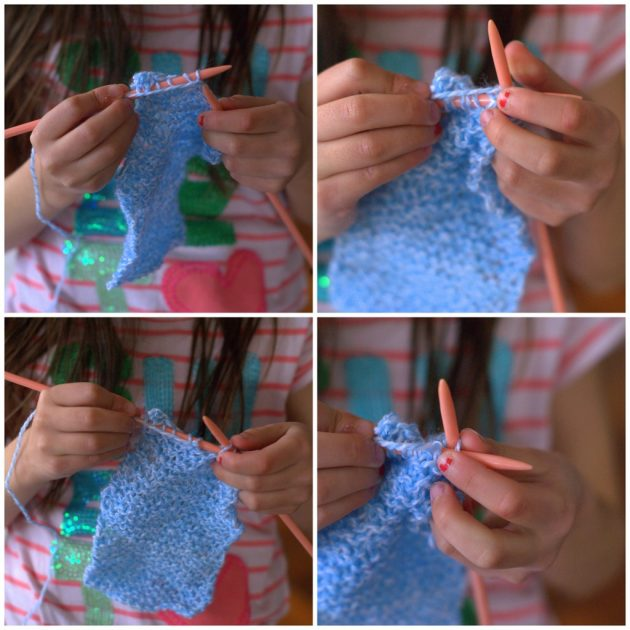 Play & Go Knitting Memories