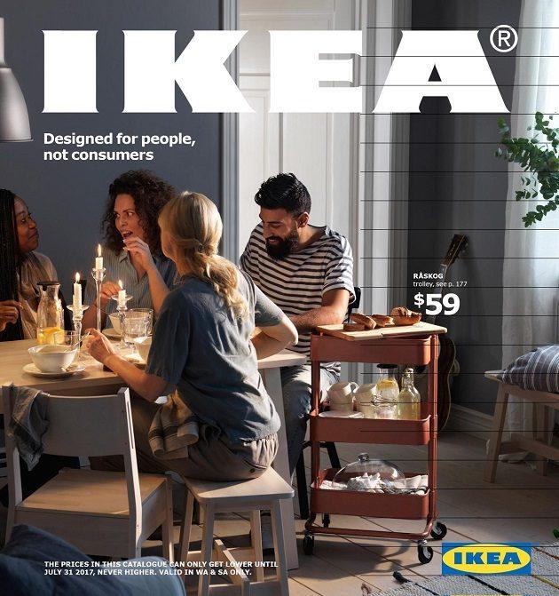 2017 IKEA catalogue launch weekend