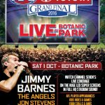 AFL Grand Final Botanic Park