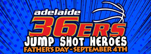 Adelaide 36ers Father's Day Breakfast and Training | Jump Shot Heroes