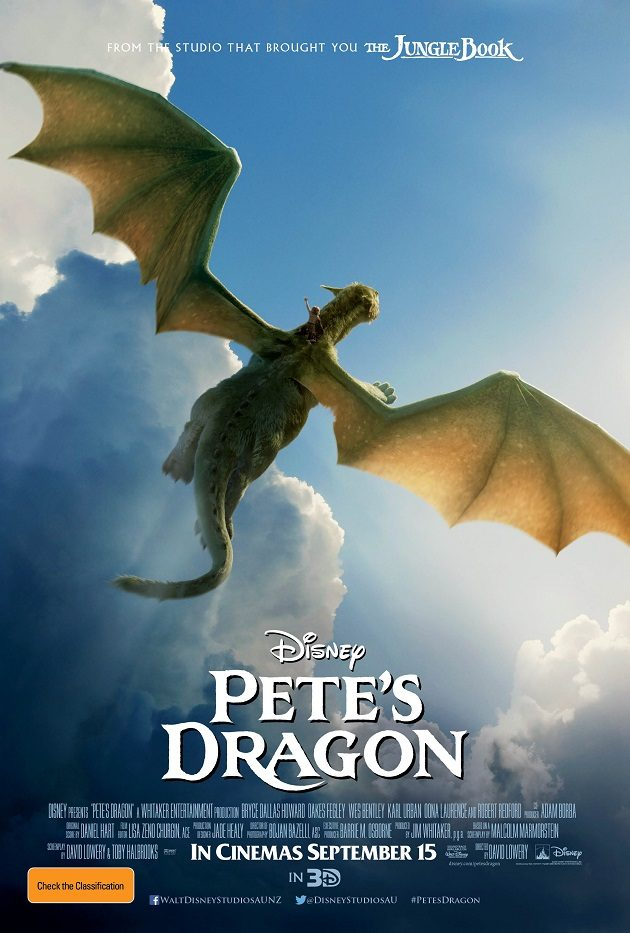 WIN tickets see Disney's Pete's Dragon