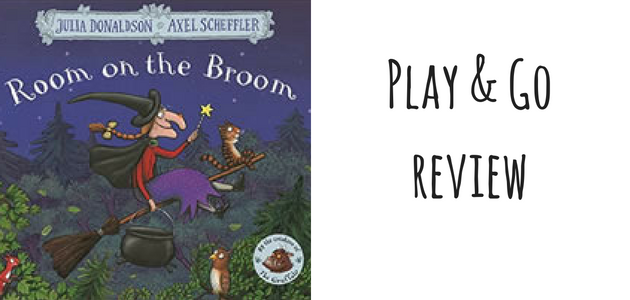 Room on the Broom Play & Go Review