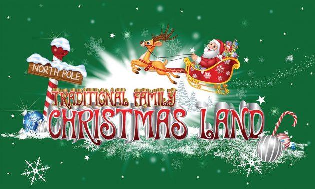 Santas Wonderland family christmas land