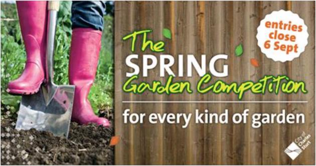 Spring Garden Competition