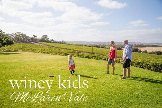 Family Day Trip to McLaren Vale
