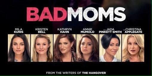 Bad Moms Movie Night Fundraiser