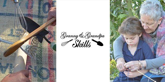 granny and grandpa skills-fest