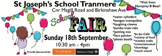 st josephs school fair tranmere