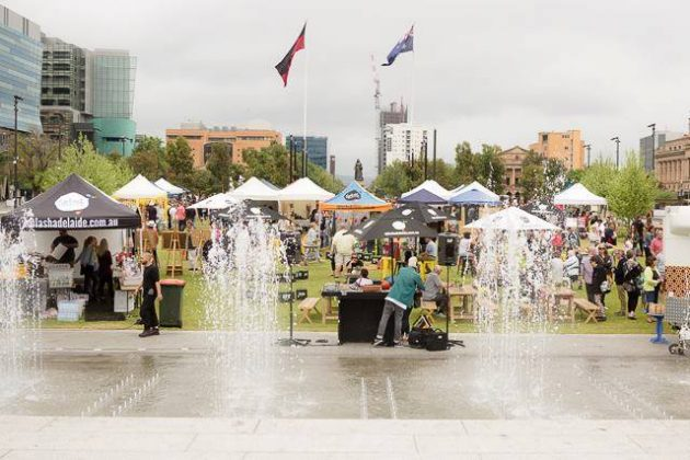 Victoria Square Art Market