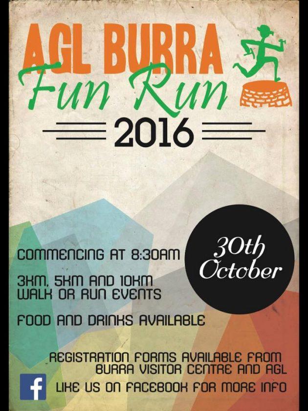 burr fun run