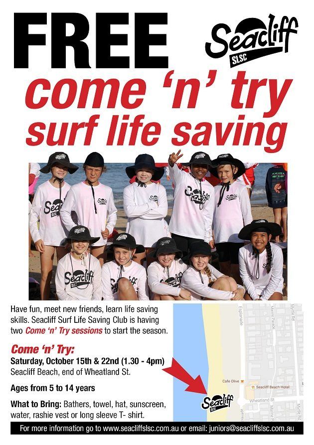 1817 Seacliff SLSC Open Day - Come n Try - UNISEX - ns (1)