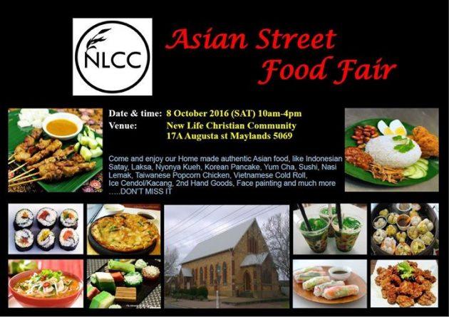 Asian Street Food Fair