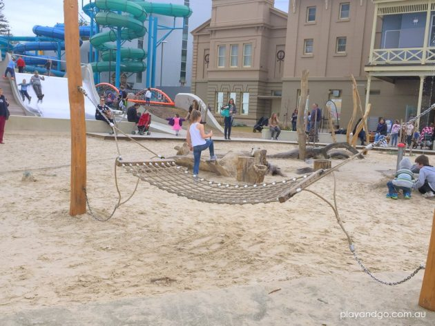 Glenelg Foreshore Playspace Glenelg Review Play And Go