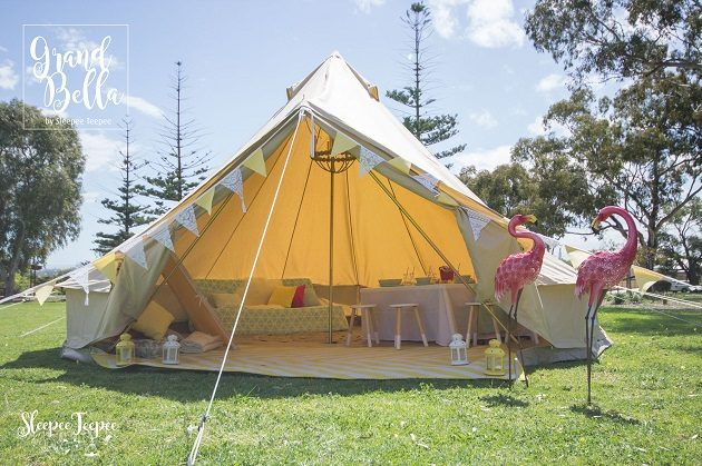 Sleepee Teepee Grand Bella & Sleepee Teepee u0026 Grand Bella | The Ultimate Sleepover Party ...