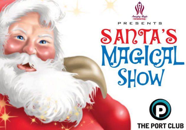 Santa's Magical Show