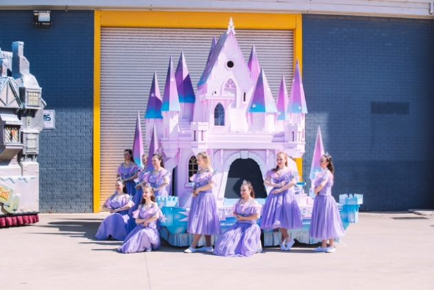Credit Union Christmas Pageant Stardust Castle