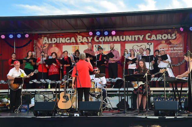 Aldinga Bay Community Christmas Carols