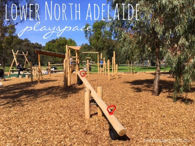 lower north adelaide playspace see saw