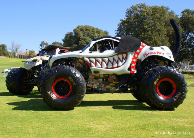 Monster Jam Adelaide Oct Play And Go