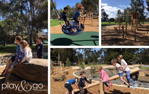 north adelaide playspace playground review