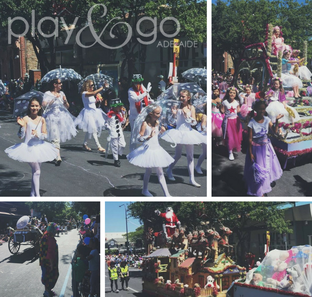 Norwod Christmas Pageant