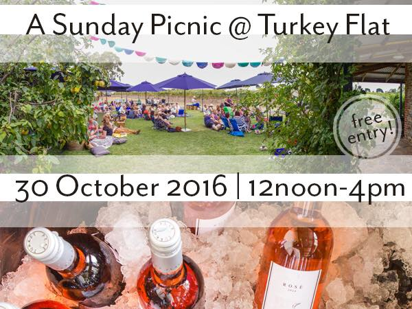 Sunday Picnic Turkey Flat