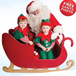 FREE Christmas Parade at Golden Grove Village Shopping Centre