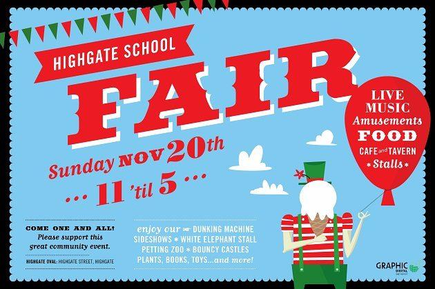 Highgate School Fair