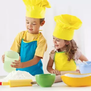 Sprout Kids Cooking Workshop