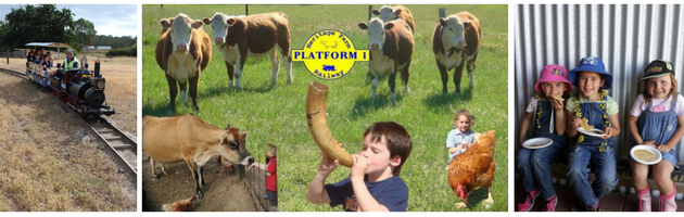 Adelaide Summer School Holidays - Platform 1