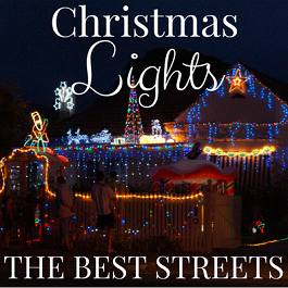 Christmas Lights Best Adelaide Streets