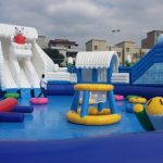 splash n bounce waterpark adelaide polar-bear-octopus-dare