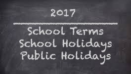 school holiday dates public holidays