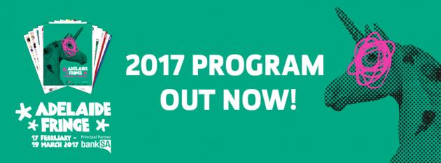 Adelaide Fringe Festival 2017