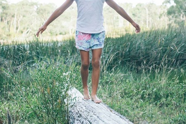 How Outdoor Play Makes for Strong, Confident & Capable Children