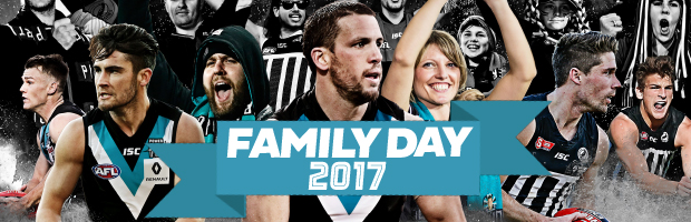 port adelaide football club family day