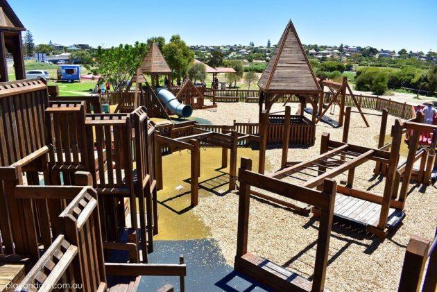Jubilee Playground Pt Noarlunga