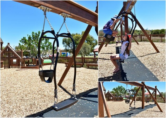 Jubilee Playground Special Swing