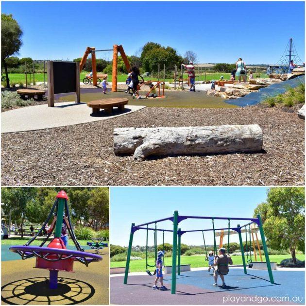 Jubilee Playground modern area (3)