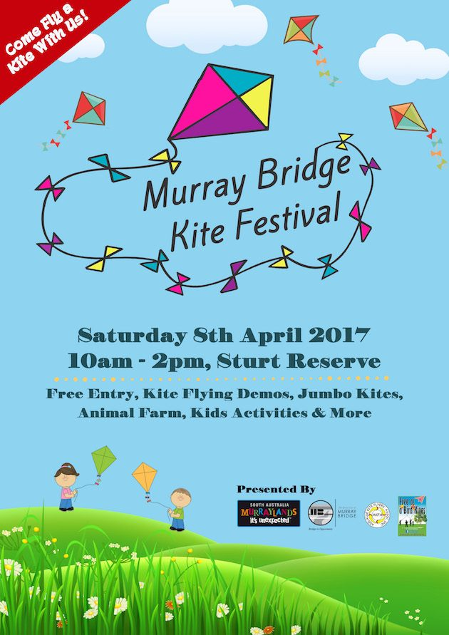 Murray Bridge Kite Festival 2017 Poster (large) copy