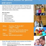 Toilet Training 9th March Flyer