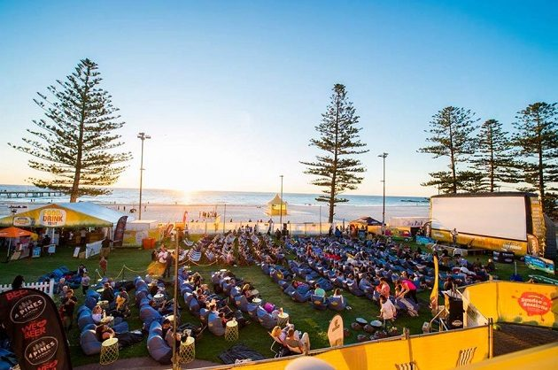 Ben Jerry S Openair Cinema Glenelg Mar Apr Play